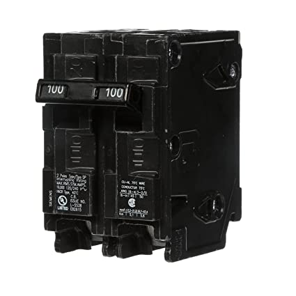 Q2100 100 amp double pole type qp circuit breaker ground fault q2100 100 amp double pole type qp circuit breaker keyboard keysfo Images