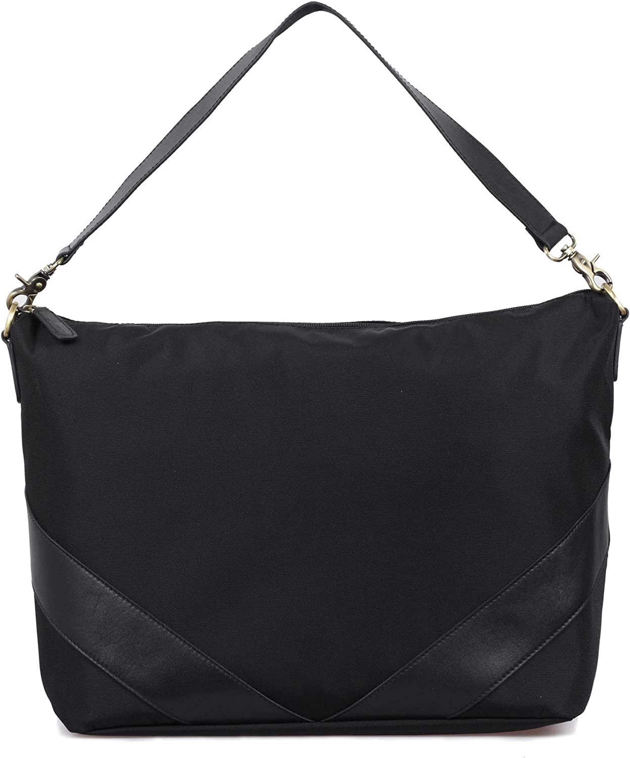 Jo Totes Hanover Camera and Laptop Bag, Nylon, Black