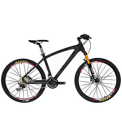 Amazon.com : BEIOU Carbon Fiber Mountain Bike Hardtail MTB 10.65 kg ...