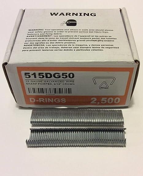 Hog Rings Ringer Gun For Use With 9//16 Hog Rings