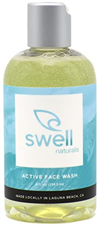Swell Naturals Face Wash