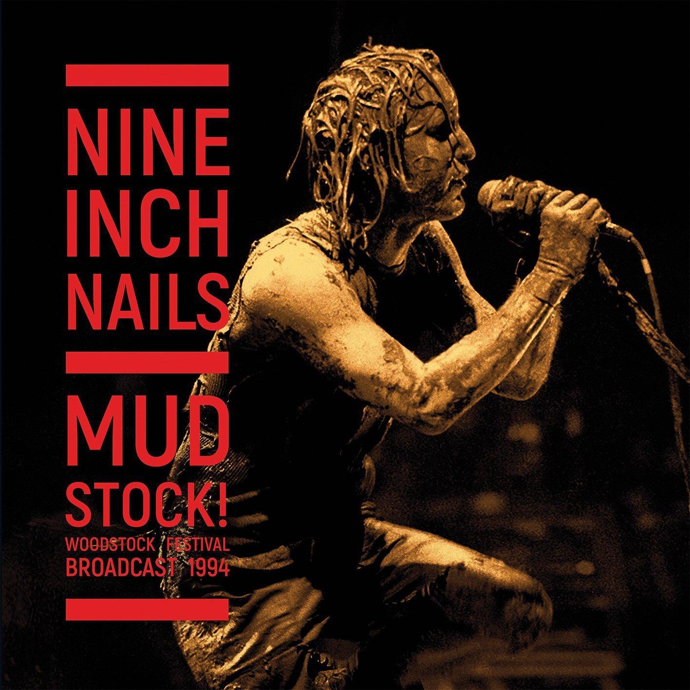 NINE INCH NAILS - Mudstock! (Woodstock 1994) (Clear Vinyl) - Amazon ...
