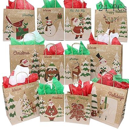 Christmas goody bag gifts