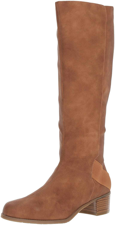 Aerosoles Women's Craftwork Knee High Boot B071VMZ7LW 8.5 M US|Tan