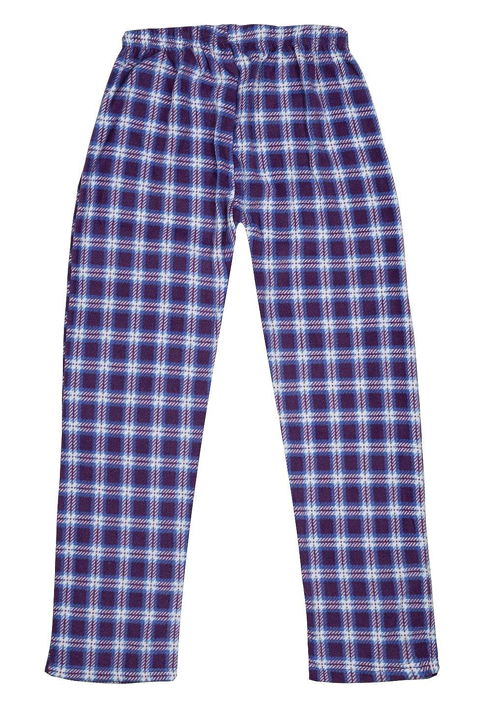 North 15 Girls Super Cozy Fleece Pajama Bottom Lounge Pants 7-14
