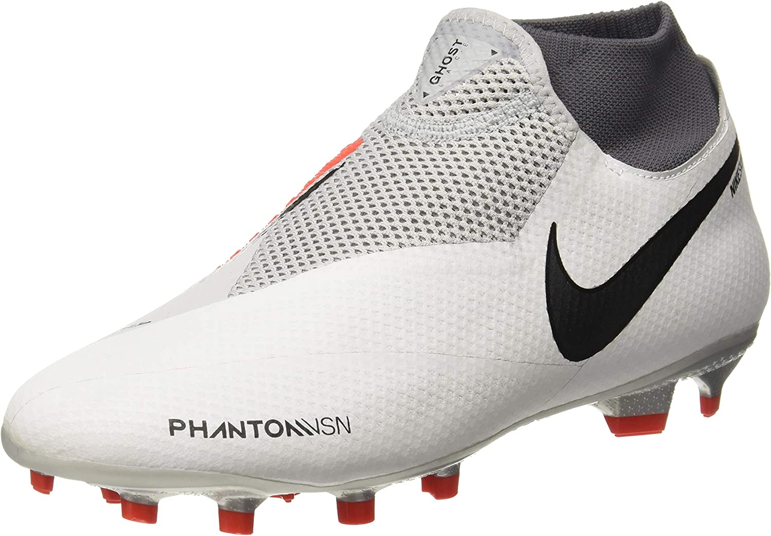 Nike Phantom Vsn Pro DF FG, Sneakers Basses Mixte Adulte