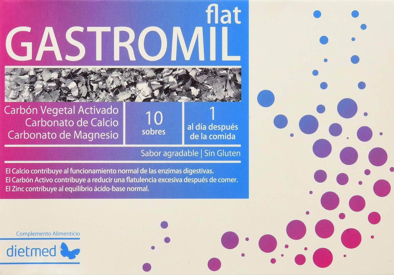 DietMed Gastromil Flat - 10 Unidades55: Amazon.es: Salud y ...