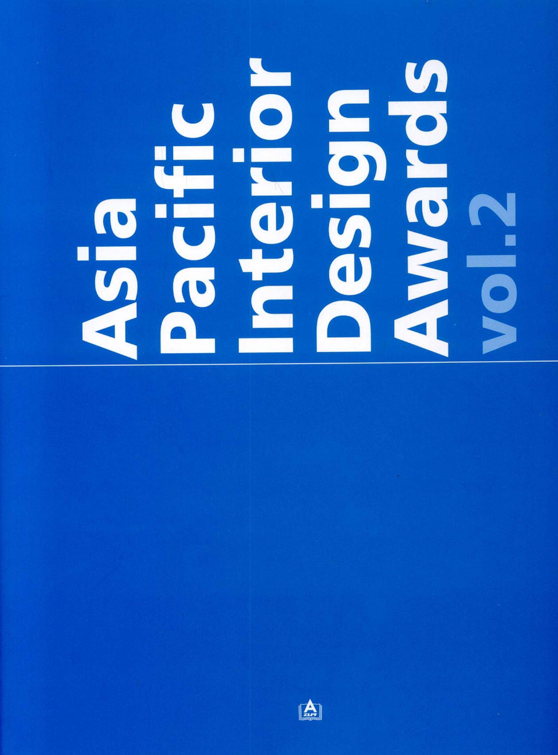 Asia Pacific Interior Design Awards Vol 2 Metto Books 9784903233017 Amazon