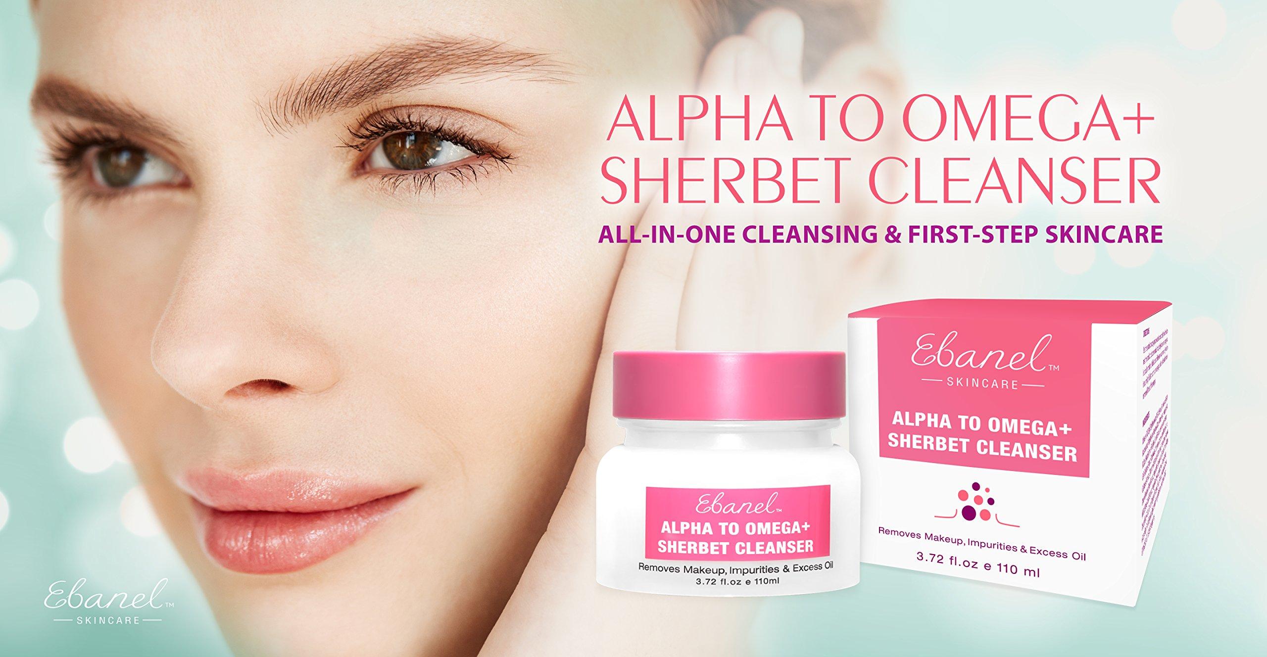 Ebanel Alpha to Omega+ Sherbet Stem Cell Cleanser (Cleansing Balm) (110ml) by Ebanel Laboratories (Image #9)