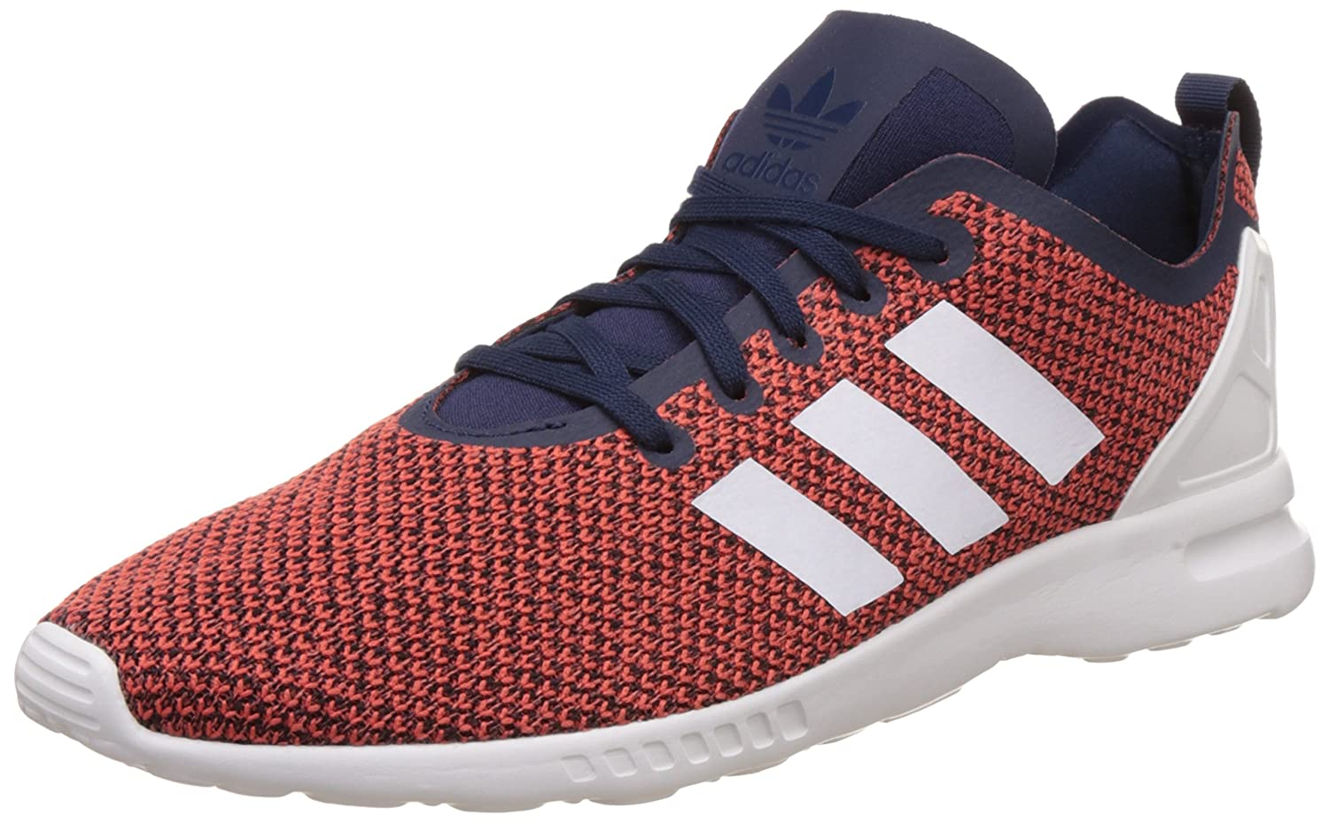 various colors the best attitude cheapest price adidas Originals Women's Zx Flux Adv Smooth W Conavy, Cwhite ...
