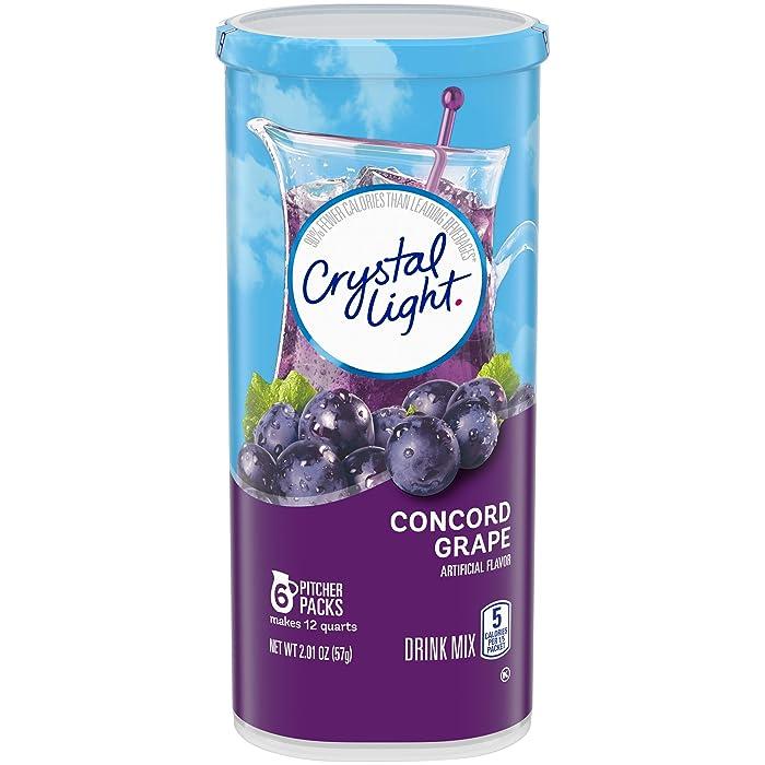The Best Grape Beverage Mix