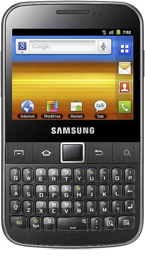 Samsung Galaxy Y S5690 Pro B5510: Amazon.es: Electrónica