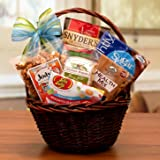 Diabeticfriendly easter basket filled with sugar free easter kabloom gift basket collection sugar free treats gift basket negle Gallery