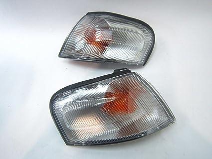 Amazon com: 1 Pair Indicator Corner Light Lamp Fit Nissan Sentra
