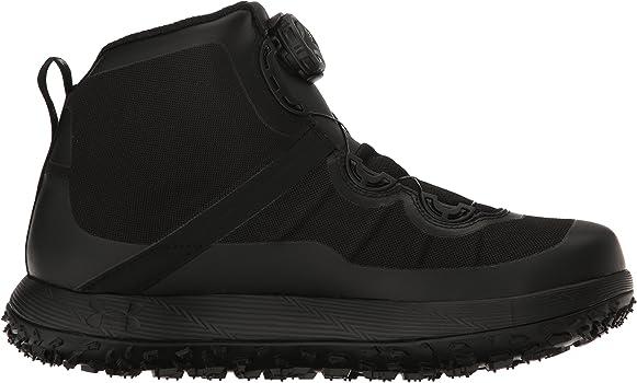 Botas con armadura para hombres Fat Tire de Gore-Tex, negro (Negro/Negro/Negro), 9,5 D(M) US: Amazon.es: Deportes y aire libre