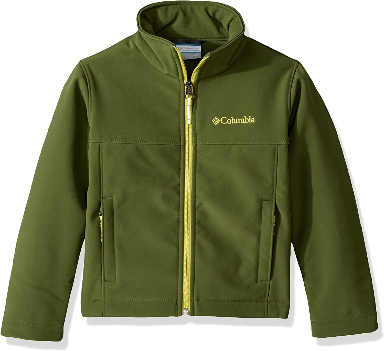 Columbia Boys' Big Ascender Softshell Jacket