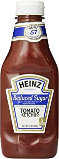 product image for Heinz Tomato Ketchup, Reduced Sugar, Bottle, 13 oz