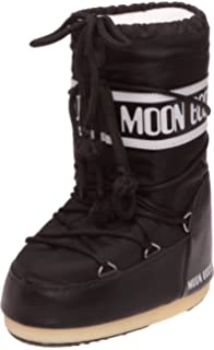 check out a6732 136fd Amazon.com | Tecnica Unisex Moon Nylon Fashion Boot | Snow Boots