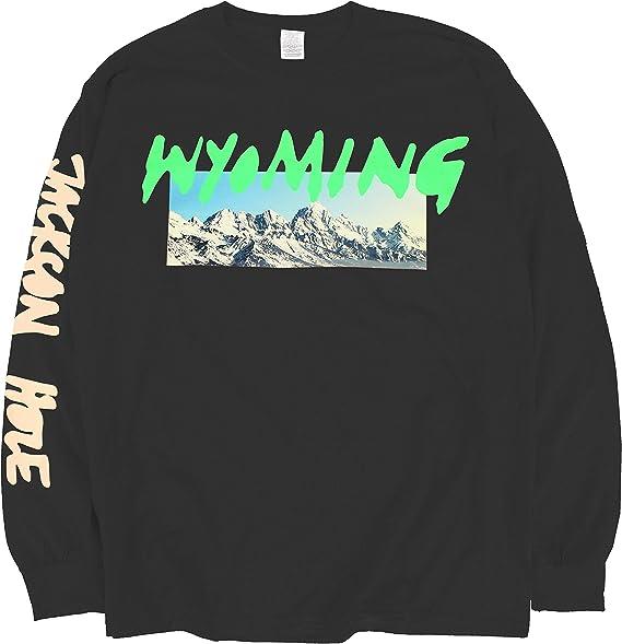 YE Kanye West Long Sleeve T Shirt Wyoming Listening Party
