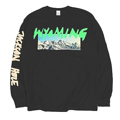 Ye Kanye West Long Sleeve T Shirt Wyoming Listening Party Black