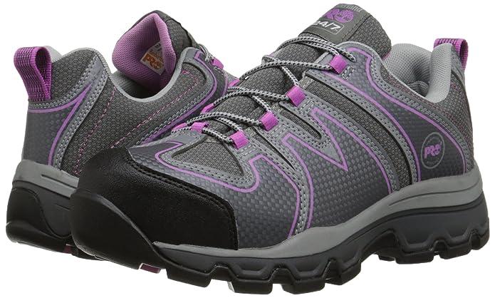 dcfef52573342 Timberland PRO Women's Rockscape Low Steel-Toe Industrial Hiking Shoe