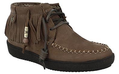 7e612b9ae65 Panama Jack Botin Gray MANA B7 40 Grey  Amazon.co.uk  Shoes   Bags