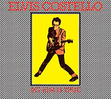Image result for elvis costello my aim is true cover