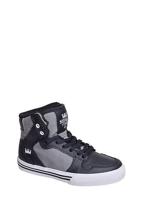 Supra Kids Vaider, Zapatillas Unisex Niños: Amazon.es: Zapatos y complementos