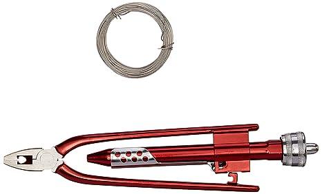 Amazon.com: Alicate de la marca BikeMaster, con accesorios y ...