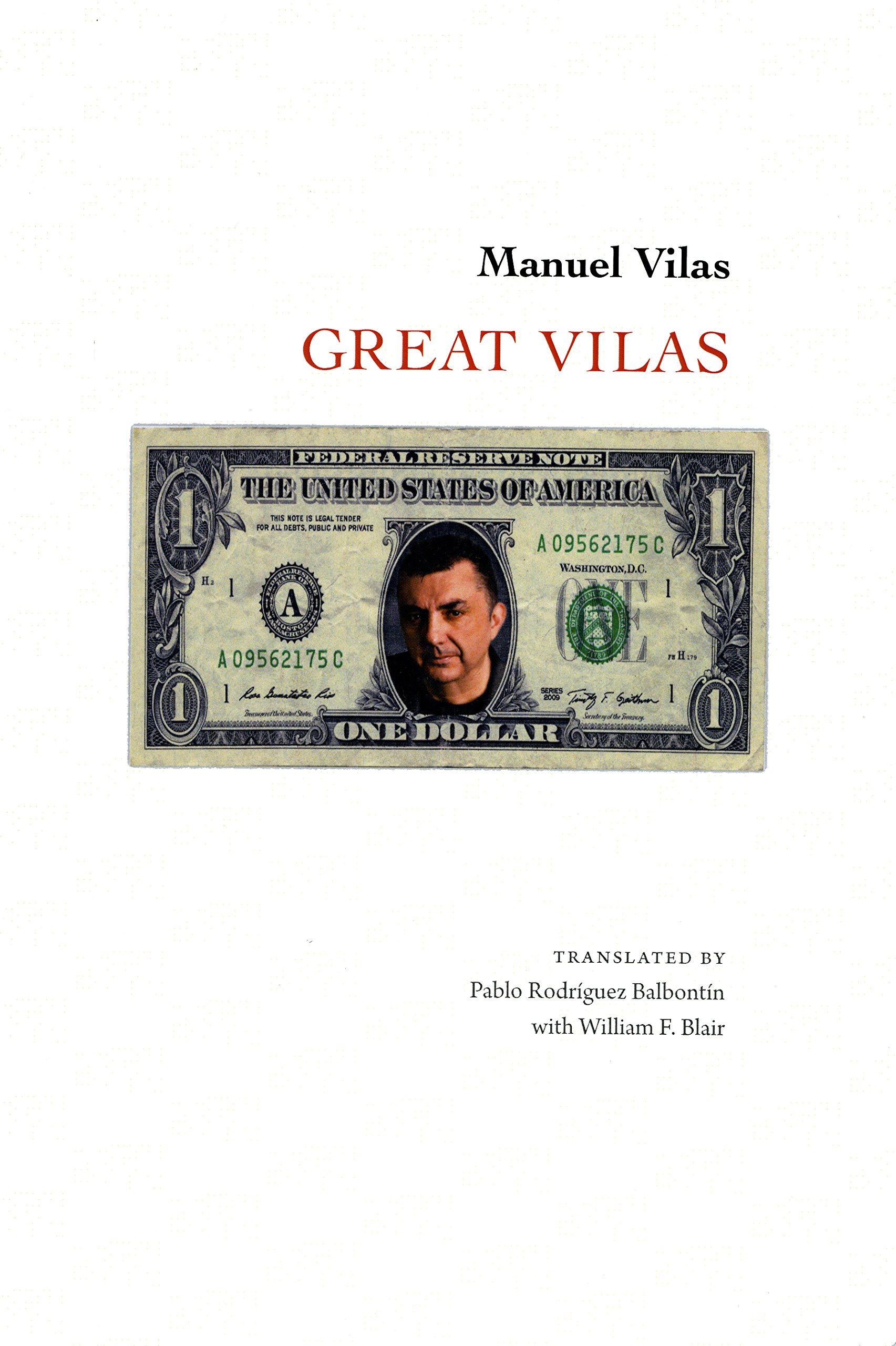 Great Vilas: Amazon.es: Vilas, Manuel, Balbontin, Pablo Rodriguez, Blair, William F.: Libros