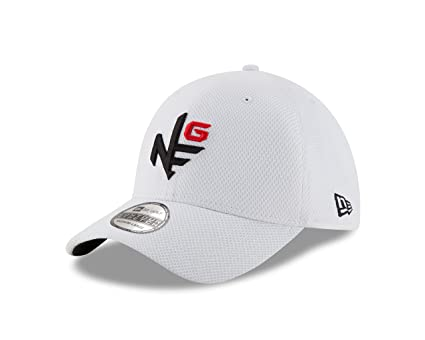 buy online b9933 7eebe New Era Golf Contour Tee Logo Stretch Fit Cap-SM (Optic White, Small