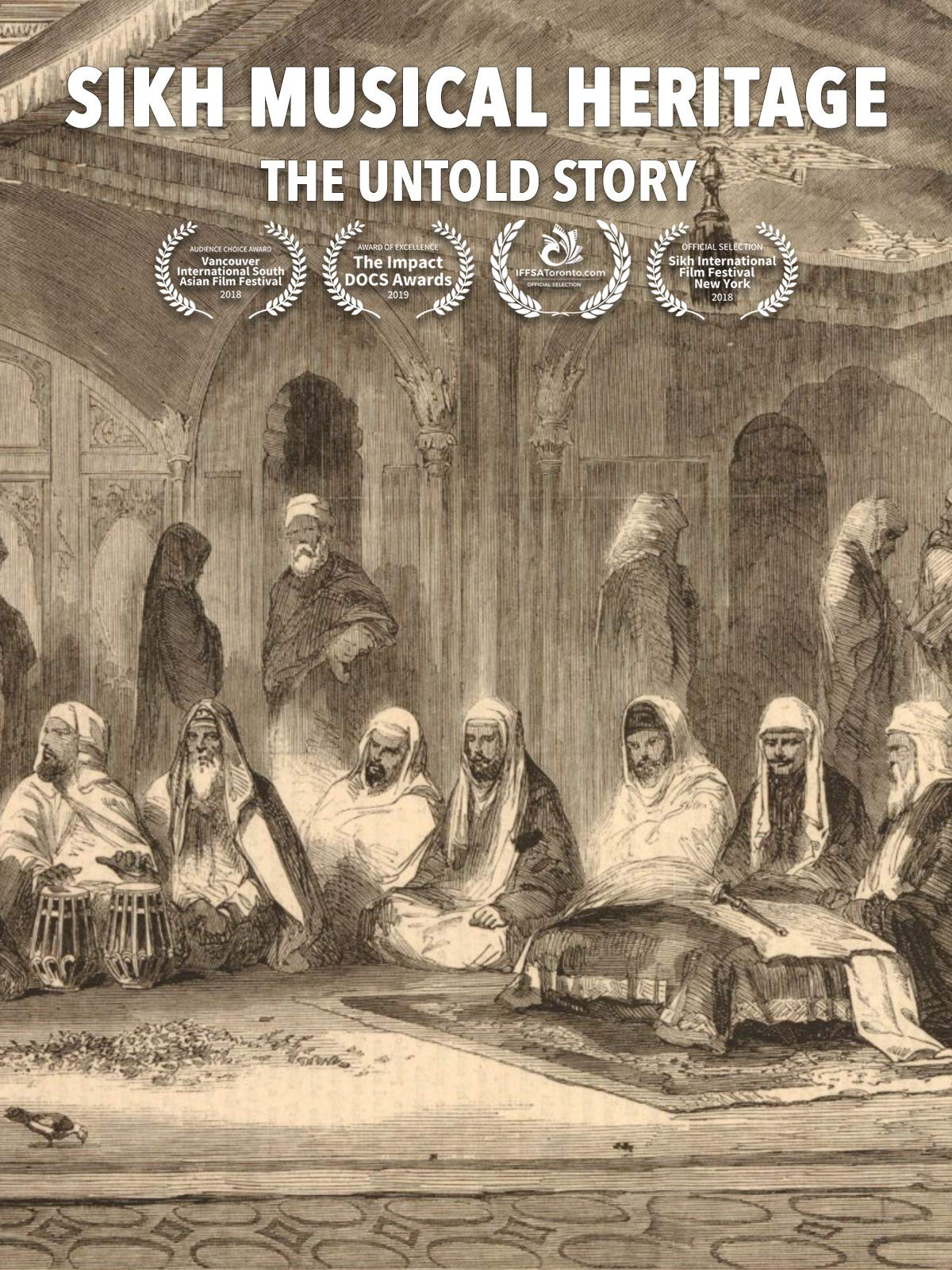 Sikh Musical Heritage - The Untold Story on Amazon Prime Video UK