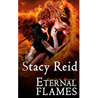 Eternal Flames (A Fated Mates Paranormal Fantasy Romance) (The Amagarians Book 2) (English Edition)