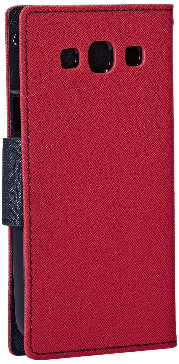 Goospery Mercury Wallet Flip Case Fancy Diary Samsung Galaxy Tab Iphone 8 Navy Lime Series For S3 Hot Pink