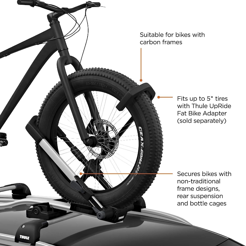 Thule UpRide - Soporte Vertical para Bicicleta: Amazon.es: Deportes y aire libre