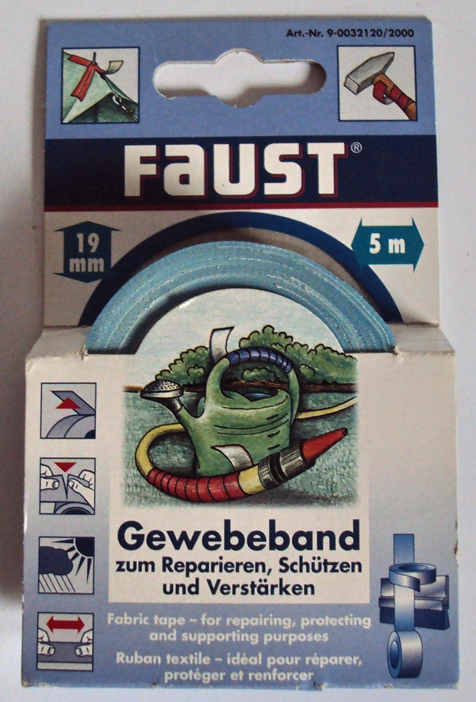 Cinta de tela Faust para reparación, proteger entre reforzar ...