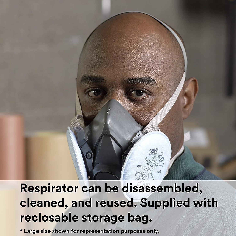 3m respirator mask for shooting