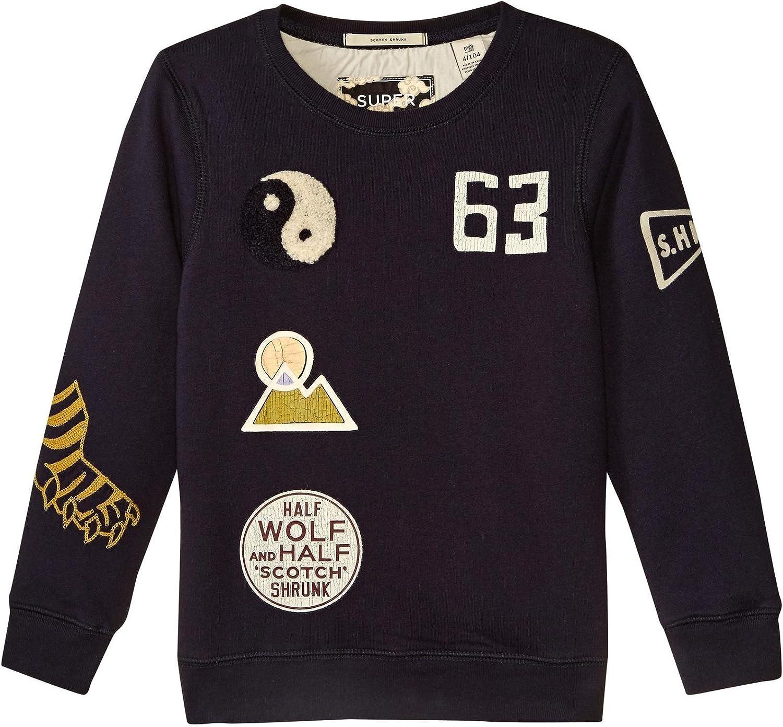 Scotch /& Soda Girls Best Friends Sweater Sweatshirt