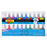 Scribbles 20-Pack Dimensional Fabric Paint