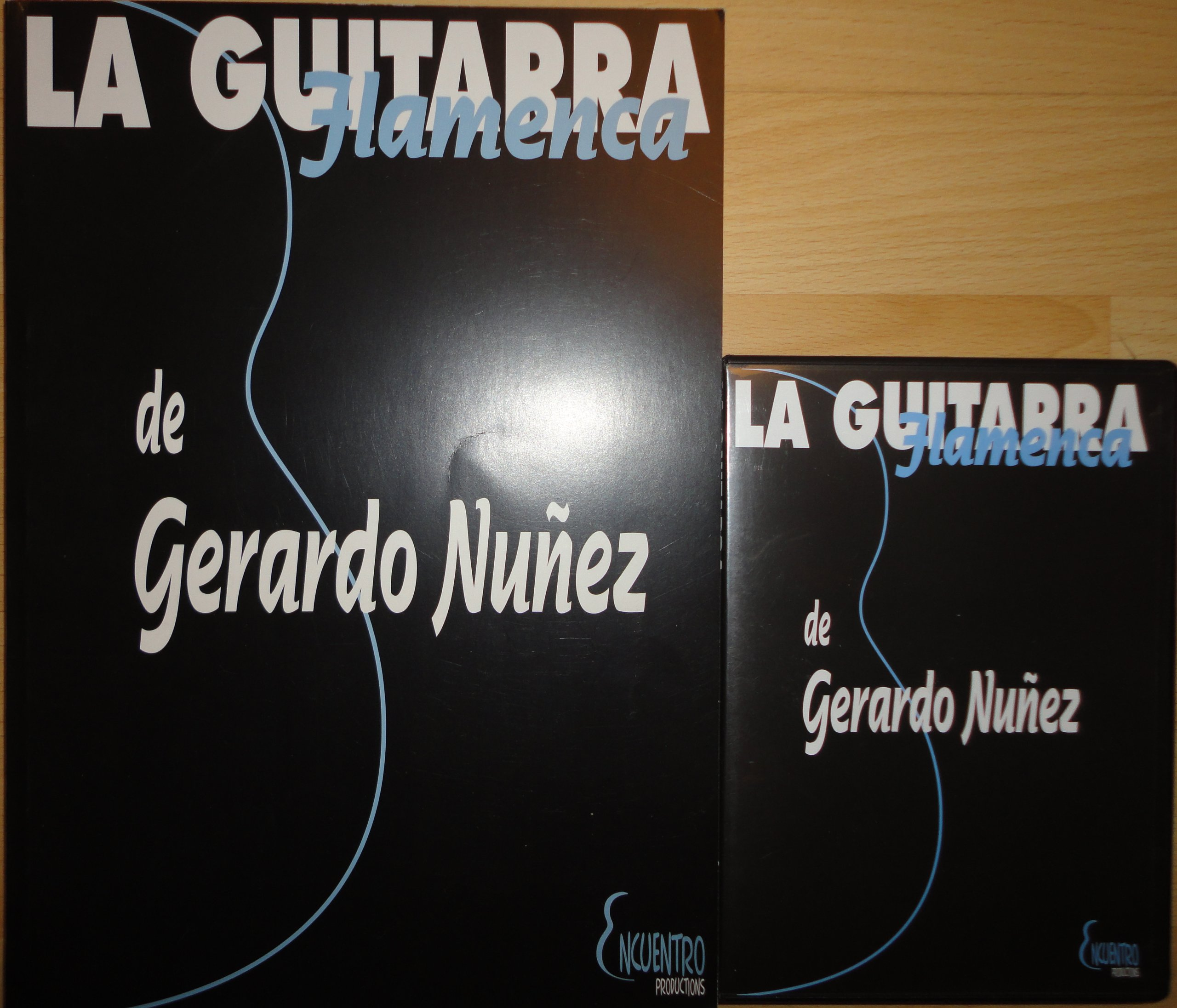 La guitarra flamenca de Gerardo Nuñez Libro/DVD flamencolive.com ...