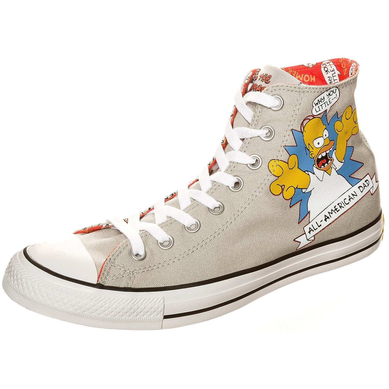 Converse Chuck Taylor All Star High Simpsons Turnschuhe 6.5 US US US - 39.5 EU e03a72