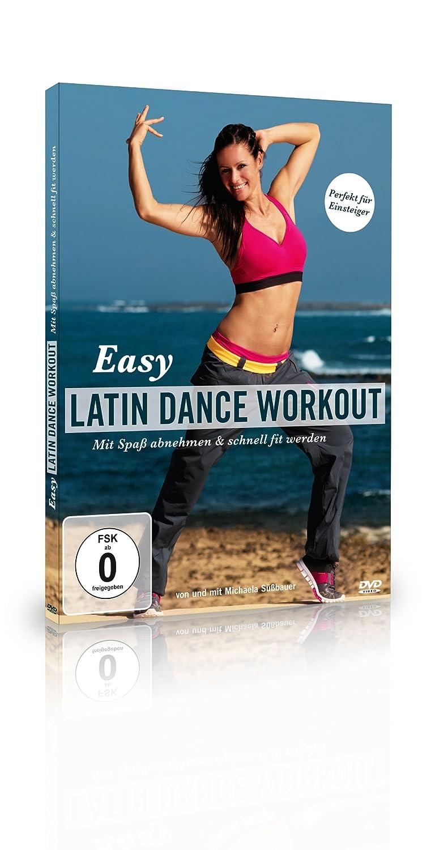 Amazon Com Easy Latin Dance Workout Mit Spass Abnehmen Schnell