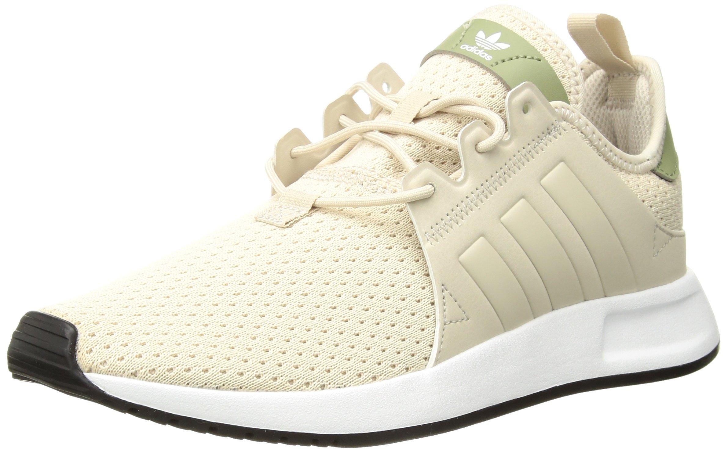 b9eae201de963 Galleon - Adidas Originals Unisex X_PLR J Running Shoe Clear Brown, FTWR  White, 4.5 M US Big Kid