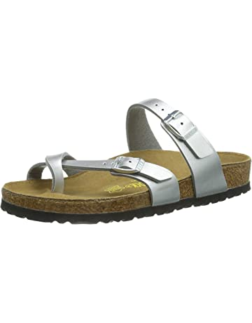 d4201d42b Birkenstock Women s Mayari Oiled Leather Sandal