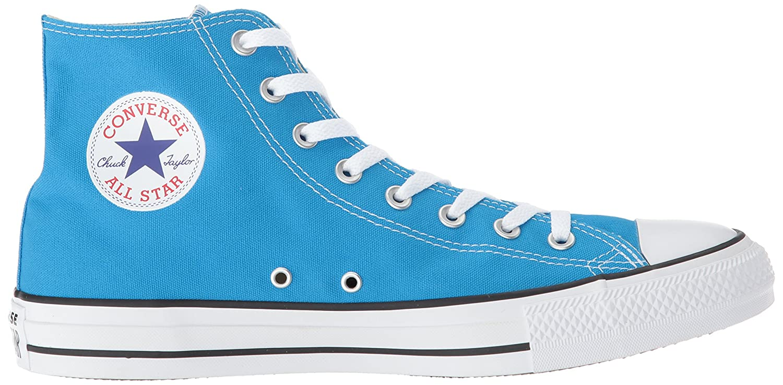 Converse Chuck Taylor All Star 2018 Seasonal 9 High Top Sneaker B078NHQ357 9 Seasonal M US|Blue Hero 777ef6