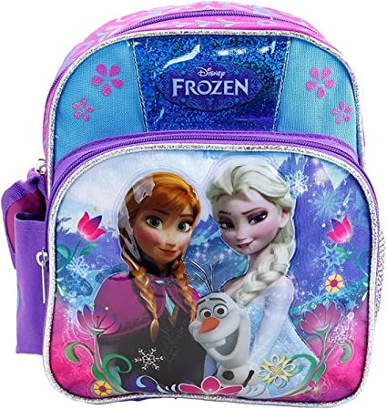 Disney Frozen Anna and Elsa Backpack Bag brand new