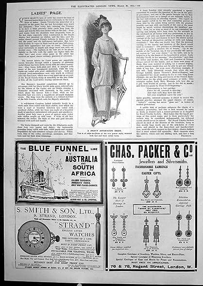 Amazon smart afternoon dress blue funnel line australia south smart afternoon dress blue funnel line australia south africa 1912 490p240 negle Image collections