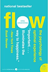Flow: The Psychology of Optimal Experience (Harper Perennial Modern Classics) Kindle Edition