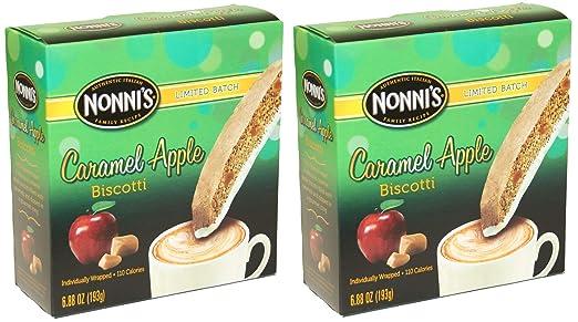 Nonnis Biscotti Two Pack - Galletas italianas auténticas ...