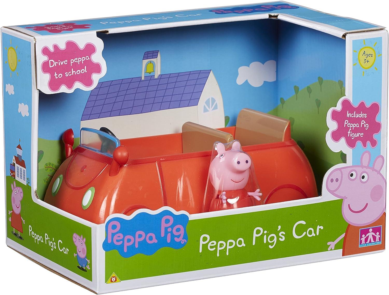 Peppa Pig 06059 vehículo: Amazon.es: Juguetes y juegos